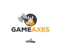 Logotype for gameaxes.com