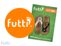 Logo for futti - Croatian brand for shoes