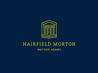 Hairfield Morton Watson Adams Law Firm Logo