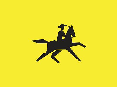 Icon Sketch for Minuteman icon soldier minuteman horse horseback