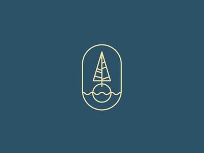 Sea Pine Technologies Logo Sketch