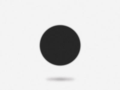 Eye see eye vector illustration animation motion