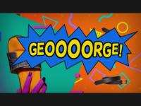 Styleframe - George Harris Comedy Show