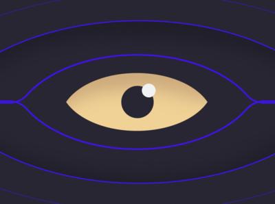 StyleFrame03 - Motion design see eye styleframe animation motion illustration
