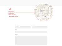Contact Form Map