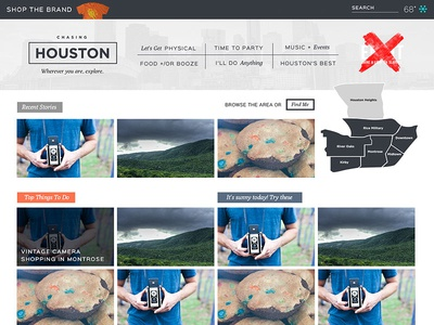 """Chasing Houston 