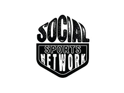 Social Sports Network - SSN logos badges branding