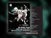 Sports Print Sales Flyer