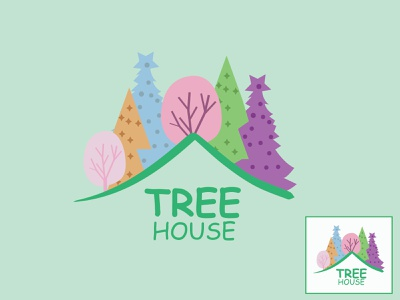 A Treehouse Logo Design