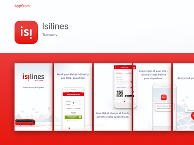 Isilines Appstore