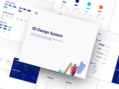 IZI by EDF Design System