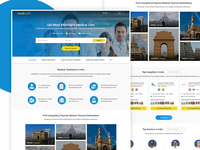Medical Tourism Design