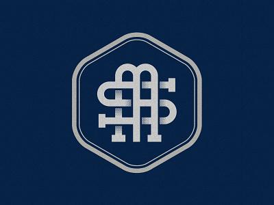 SMA Monogram 2 slab serif typography type monogram logo