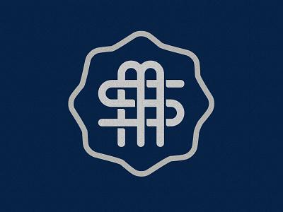 Sma Monogram 3 branding wip sma typography type monogram logo