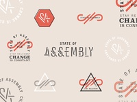 State of Assembly Brand Elements