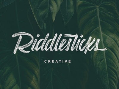 Riddlesticks Logotype