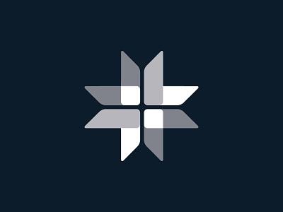 St. Mary's Academy logo icon cross brand branding academy school eduction girls vector graphic design design typography logo