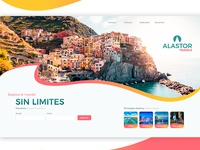 Alastor Travels Web