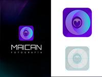 Maican Logo Design