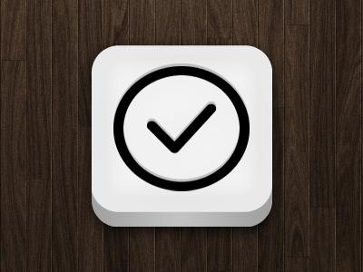 ToDo Mailer App Icon iphone app todo icon