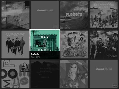 Public Listening music lastfm