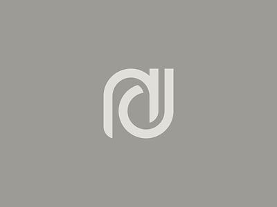 ND Monogram monogram logo identity brand