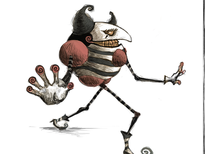 122 Mr Mime - Pokemon One a Day