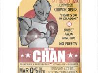 107 Hitmonchan - Pokemon One a Day