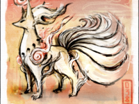 038 Ninetales - Pokemon One a Day