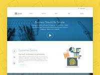 Identifi Website Redesign