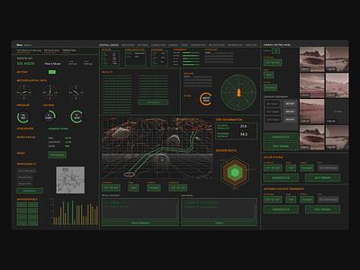 Mars Rover control panel infographic design web infographic control panel space rover mars rover mars ux research ux ui ui ux design ui  ux figma design
