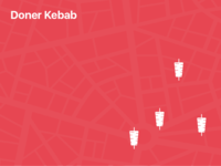 Doner Kebab Search