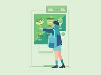 Vending machine lovin' • Japan 2018