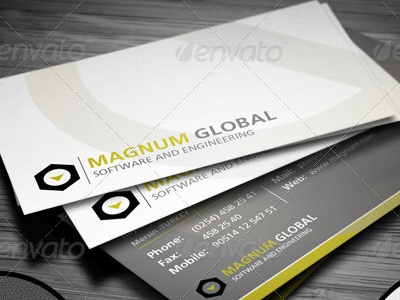 Corporate Premium Business Card black blue business business card card clean company cool corporate creative design green line modern name name card premium card psd red rounded simple sleek white yellow