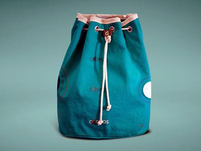 Free Cloth Bag Mockup psd drawstring paper custom cloth mockup bag 3d