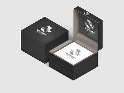 Jewelery Package Mock-up varnish stamp ring print ready mockup mock-up juwelery jewellery impress ice envelope diamond corporate identity corporate box