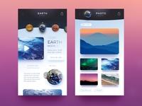 Planet Store UI