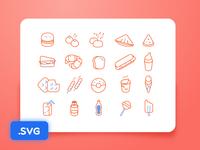 [Freebies] Food icon