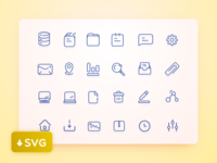 [Freebies] User Interface Icons set