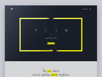 Flow web redesign