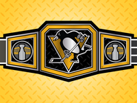 Pittsburgh Penguins Championship Belt