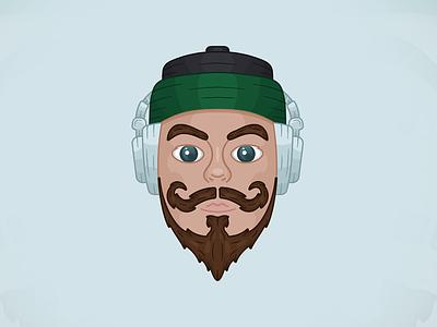 Portrait Avatar for Terroriser streamer youtuber terroriser