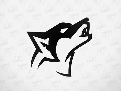 SixBelow Wolf Logo animal wolf brand logo
