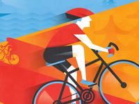 Cyclist Detail
