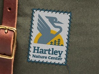Hartley Nature Center Rebrand