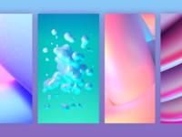 OS 11 GUI - Background Outakes