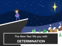 New Year's Determination!