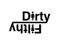 Dirty Filthy   Ben Brush Design Logo   Nova Scotia