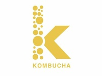 Kare Kombucha   Ben Brush Design Logo   Nova Scotia