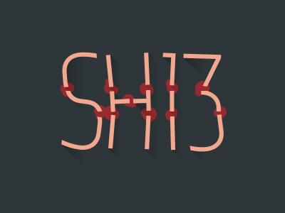 Sh13logotype